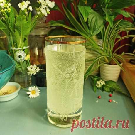 Домашний лимонад – 2 литра из 1 лимона. Простой рецепт.   Рецепты и советы - Мария Сурова   Яндекс Дзен