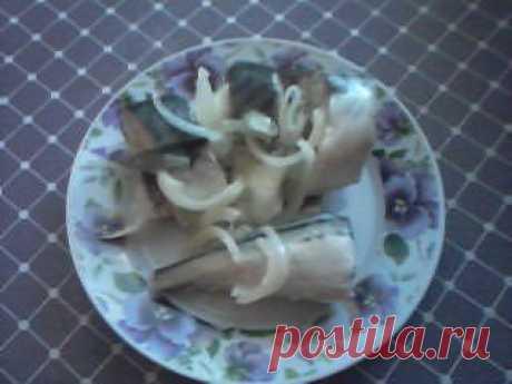 (+1) тема - Маринованая рыбка | Любимые рецепты