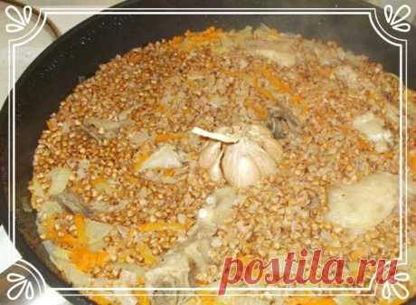 Гречка со свиными ребрышками   Время приготовления: 90 минут.  Количество порций: 4 порции.   Показать полностью…