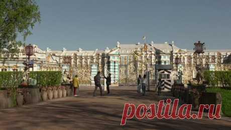 Парки Царского Села!  #ВПушкине #ЦарскоеСело #Пушкин