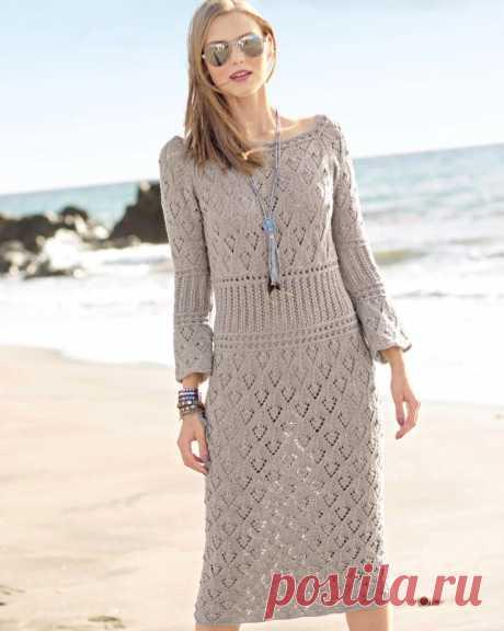 Ажурное платье (1)