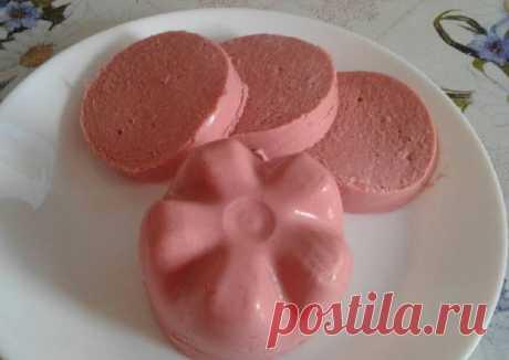 Домашняя колбаса - пошаговый рецепт с фото. Автор рецепта Светлана Кица ( Волкова ) . - Cookpad