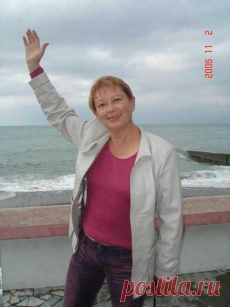 Наталья Говорина