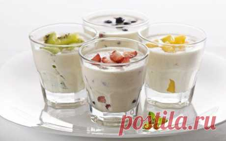 (+1) тема - Натуральный домашний йогурт. Полезные свойства. | ВСЕГДА В ФОРМЕ!