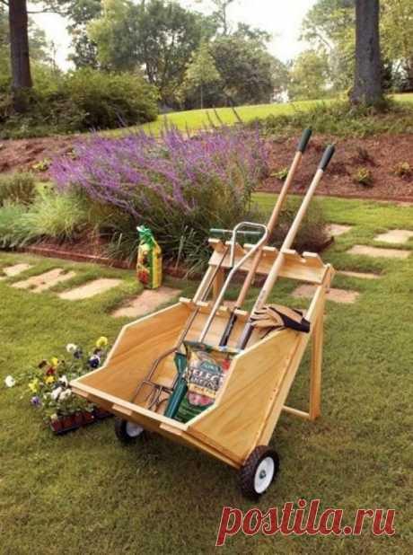 Приспособления для сада, которые облегчат работу