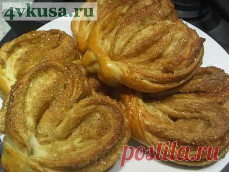 Любимые крендели с сахаром! | 4vkusa.ru