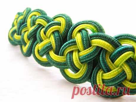 Бантовый узел или узел «Жозефина» Он состоит из двух переплетенных между собой петель.
