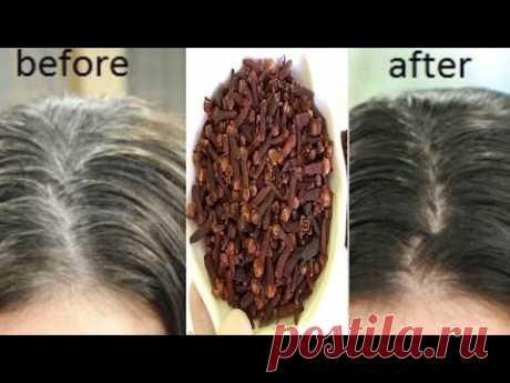 Naturalnie od białych do ciemnych włosów w zaledwie 5 minut 100% przetestowane i skuteczne