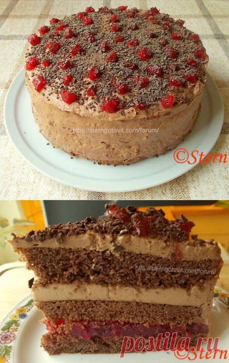 Торт муссовый «Пломбир»