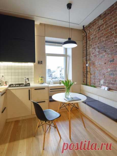 Может ли интерьер квартиры с фанерой быть стильным