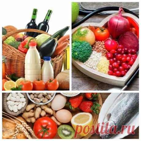 Гипертония - продукты которые помогут снизить давление | Диабет | Яндекс Дзен