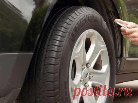 Как, чем и почему на подержанных шинах нужно мерить остаточную глубину протектора