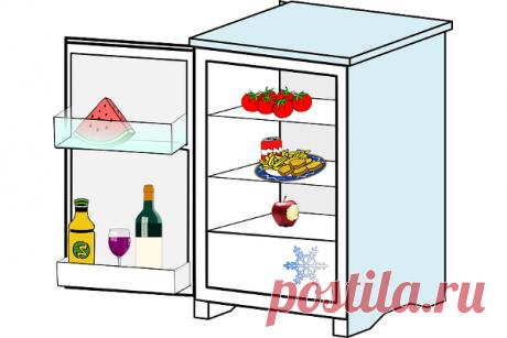 Как избавиться от запаха в холодильнике? | CityWomanCafe.com