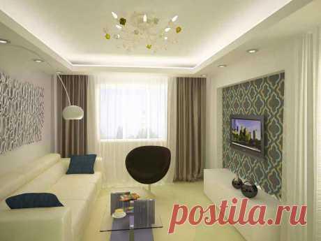 Как визуально расширить маленькую комнату   Luxury House   Пульс Mail.ru К сожалению, большое количество людей живут в небольших квартирах с тесными и малогабаритными комнатами. Но у дизайнеров есть несколько рабочих и...