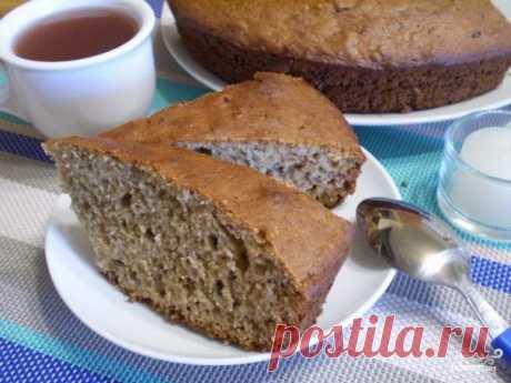 Коврижка с вареньем на кефире - пошаговый рецепт с фото на Повар.ру