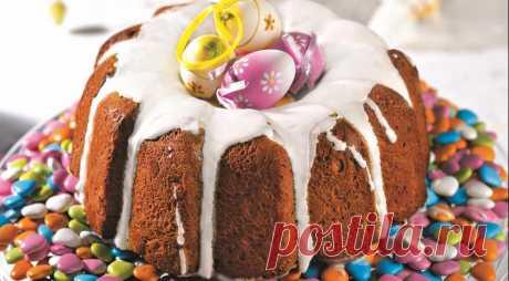 Пасхальный кулич: самые вкусные и простые рецепты | Женский онлан журнал