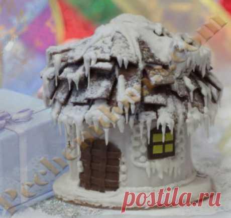 Заварное кольцо с творожным кремом | Pechemdoma.com