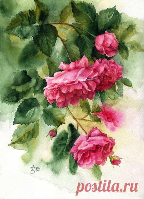 Нет ничего прекраснее цветов... Художница Анастасия Беседина. Автор - Matrioshka . Это цитата этого сообщения О цветах Нет ничего прекраснее цветов В садах, домах,на клумбах и аллеях. Они пришли из глубины веков, Чтоб сделать мир и чище, и светлее. В моем саду цветы - особый дар. В нем незабудки, синие, как море, Вблизи бархоток ярких, как пожар. Люблю их все…