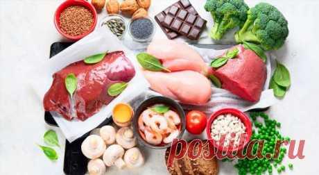 Анемия: 9 продуктов, которые отнее помогают . Милая Я