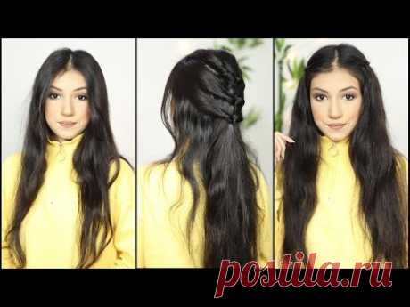 8 Best Hair Hacks You Must try - YouTube