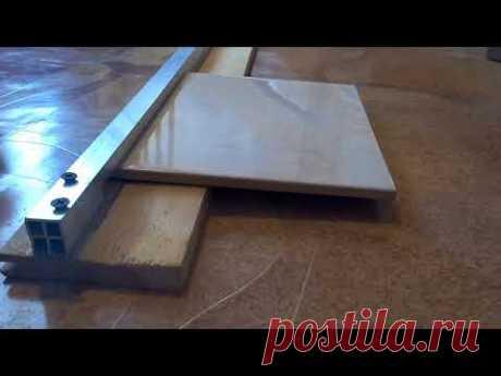 Режем плитку без плиткореза