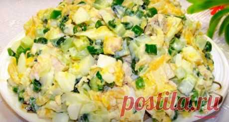 Салат за 5 минут - Лучший сайт кулинарии