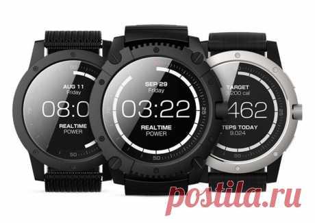 PowerWatch X — умные часы, работающие от тепла человеческого тела