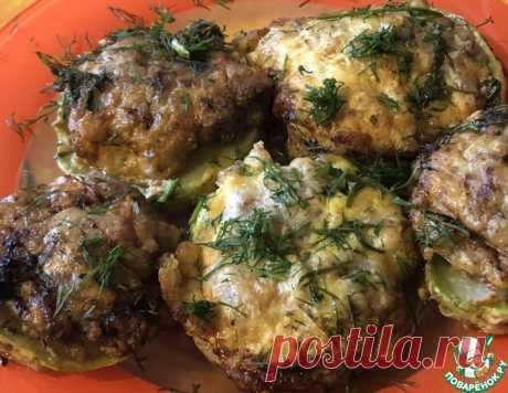 Баклажаны « Гениальные-2» – кулинарный рецепт