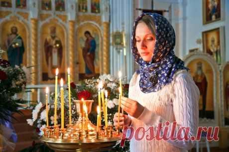 Сила материнской молитвы или как молиться за чадо свое