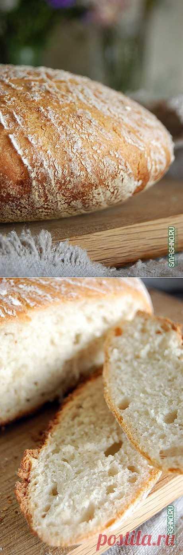 Бездрожжевой хлеб на хмелевой закваске | Вкусно своими руками