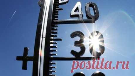 В Самарскую область возвращается 30-градусная жара