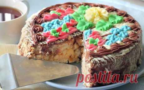 Легендарный Киевский торт покорил немало сердец!