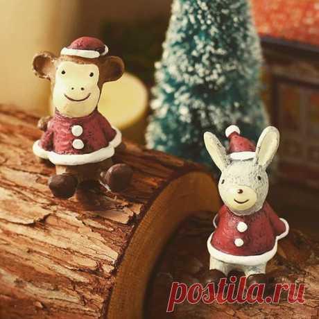 Жаль что Новый год прошёл.... #decormari #home #sweethome #керамика #ручнаяроспись #ручнаяроспись