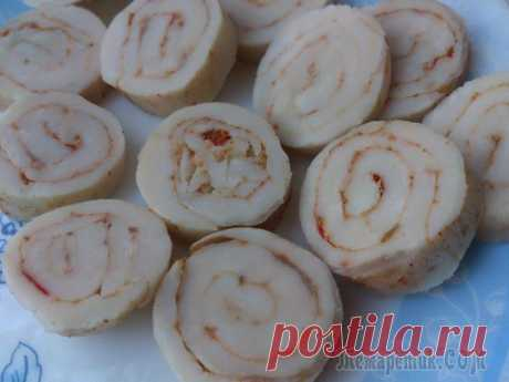 FRAGRANT ROLLS FROM FAT WITH SPICES - IN 24 HOURS.