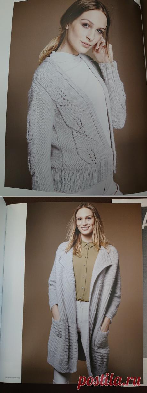 Кардиганы и пуловеры из журнала Ламана 07: делюсь супер-находками! | Изба-вязальня | Яндекс Дзен
