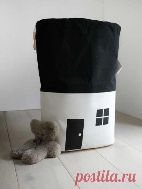 Мягкие и уютные... домики (новая подборка) / Детская комната / ВТОРАЯ УЛИЦА - Выкройки, мода и современное рукоделие и DIY