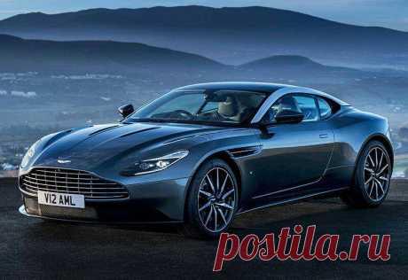 (89) Елена Петрова - Aston Martin DB11 Coupe [2017] 📋Характеристики: •...