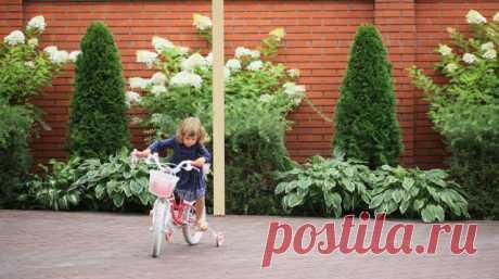 В гостях: Сад на 14 сотках, где живут круглый год | Houzz Россия