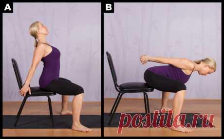 Два упражнения быстро подтягивают дряблый живот и убирают жировые валики.Желаемый результат:плоский живот и красивая спина. | Эффективная похудей-ка | Яндекс Дзен