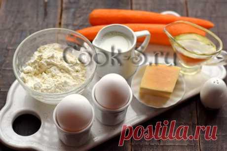 Морковные драники по рецепту Юлии Высоцкой с фото