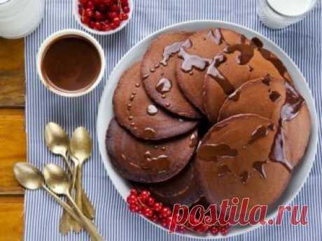 Рецепт невероятной вкуснятины! Шоколадные оладушки — Фактор Вкуса