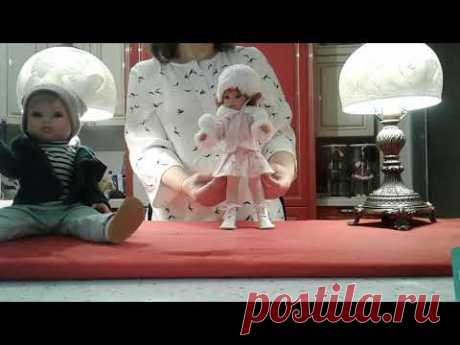 кукла эльвира в зимнем от хуан антонио
