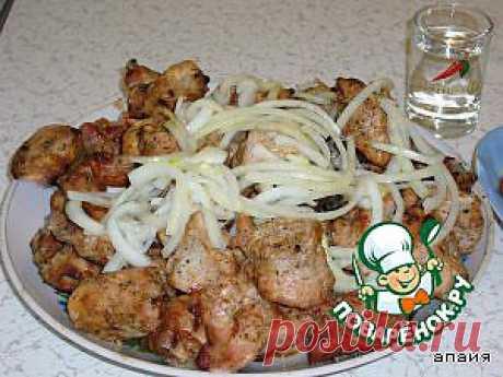 Шашлык из свинины на кефире - кулинарный рецепт