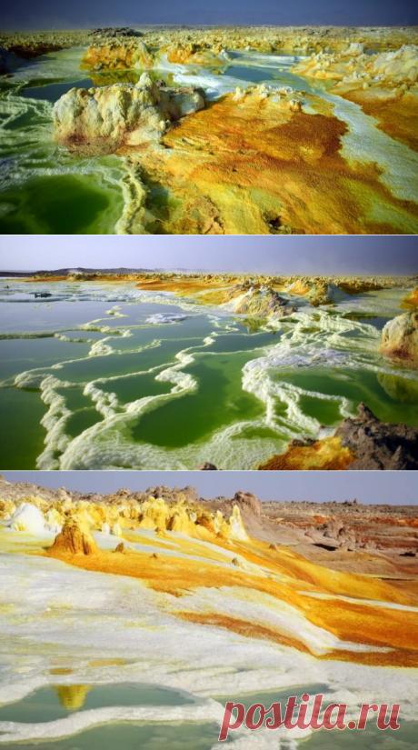 Ученые нашли на Земле место, где отсутствует биологическая жизнь | infinityworld.ru