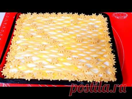 Творожный Пирог! Нежнейшая Легко и просто 🤤 Gâteau Au Fromage! Délicat Facile et simple