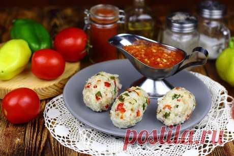 Вкусные диетические тефтели на пару — Sloosh – кулинарные рецепты