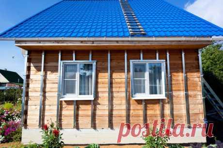 Как утеплить дачный домик снаружи / утепление / 7dach.ru