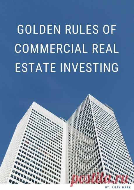 the seven golden rules un real estate yury - Google Search