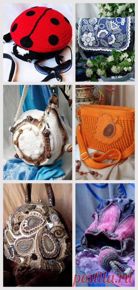 Knitted Bag Idea