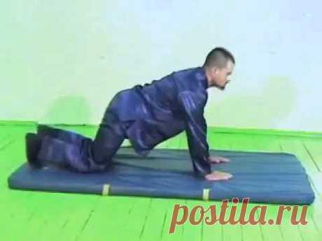 Упражнения для позвоночника. Когда болит спина - YouTube